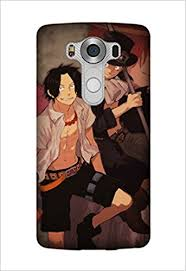 They're made to withstand multiple drops and will complement the features and functions of your precious device. Amazon Com One Piece Anime Mobile Phone Skin Case Cover For Lg V10 6936599285976 Books