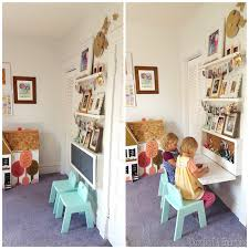 build your own murphy table for kids it s like a wall mounted