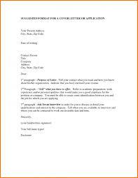 Cover Letter Application