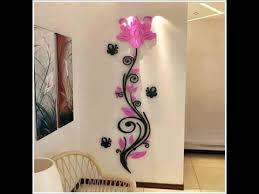 wall flowers beautiful 27 design diy room decoration paper flower