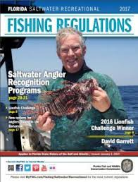 Florida Freshwater Fishing Regulations Chart Florida Saltwater Fishing Regulations Space Coast Florida