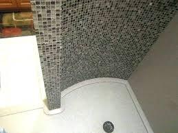ready to tile shower pan shower floor kit tiled shower pans kits large size of shower