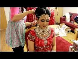 bridal hair tutorial video real bridal makeup and hair by sadaf wan