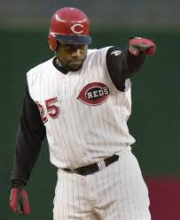 A look back at Dmitri Young's time with the Cincinnati Reds