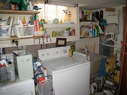Image result for basement laundry room before and after