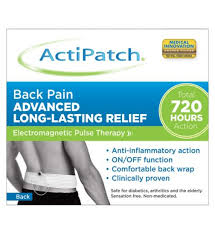 overtime pain relief lotion