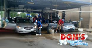impress your pengers with a thoroughly detailed car call don s car wash today to schedule interior and exterior car cleaning in lake charles la