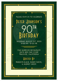 90 Birthday Party Invitations 009 Template Ideas 90th Birthday Party Invitation Wording