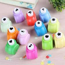 <b>5 Pieces Cartoon</b> Style Craft Hole Punch Christmas Gifts Prize Office