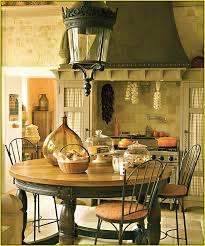 mesmerizing french country round dining table set in kitchen and with french country kitchen table regarding