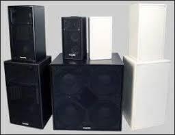 concert speakers system. community sls 960 concert speakers system k