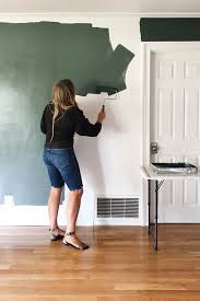 how to paint a bedroom in one hour