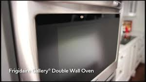 frigidaire gallery 30 built in double electric convection wall oven silver fget3065pf best