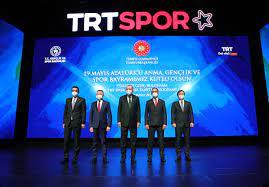 TRT Spor Yıldız açıldı