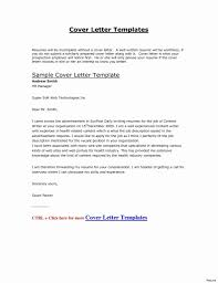 Cover Letter How To Write A Cover Letter For Teaching Job Best