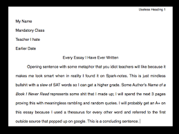 example of analogy essay co every essay i have ever written