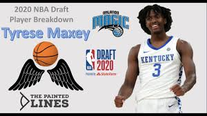 Tyrese Maxey NBA Draft Scouting Report ...