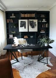 interesting home office desks design black wood. Black Desks For Home Office Amazing Desk His Wood Interesting Design A