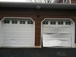 Garage Door garage door exterior trim photographs : Garage Doors Dented Garage Door Repair Exterior Trim Clopay Dent ...