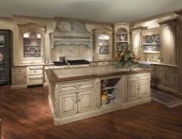 French country cabinets 1