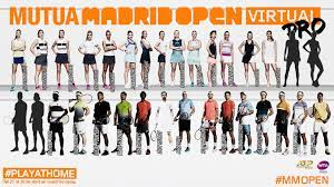 Dominic Thiem & Kei Nishikori To Compete In Mutua Madrid Open Virtual Pro |  ATP Tour