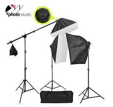 photo studio softbox continuous lighting kit kit 012