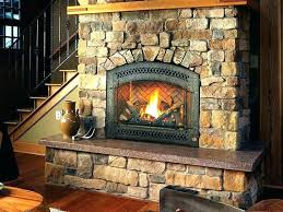 fireplace draft blocker stopper gas direct vent draf