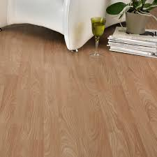 Natural Oak Effect 3 Strip Laminate Flooring 3 m Pack | Departments | DIY  at B&Q