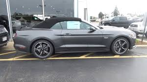 ford mustang convertible. 2017 ford mustang gt convertible brand new