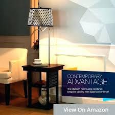 bedside lamp height floor for bedroom average table proper