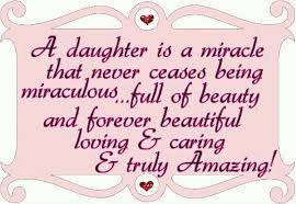 My Daughter Is Beautiful Quotes Best of Beautiful Quotes About Daughters On QuotesTopics