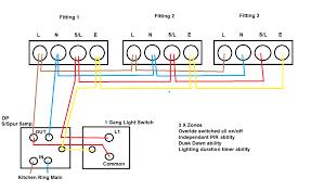 how to wire pir sensor light at pir security light wiring diagram wiring diagram for pir security light at Wiring Diagram Pir Sensor