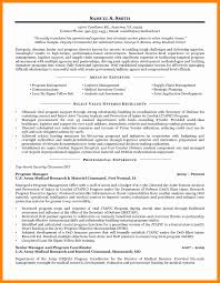 Excellent Lean Six Sigma Resume Examples Ideas Documentation