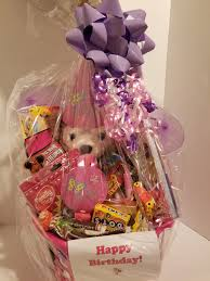 another fun gift basket delivered last week