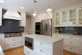 thermador range top. thermador range top white cabinets gray subway tile commercial home improvement