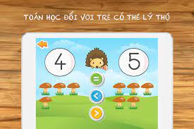 Toán cho trẻ em: số, đếm, trò chơi trí tuệ cho Android - Tải về APK