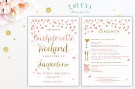 Bachelorette Itinerary Template Free Elegant Bachelorette