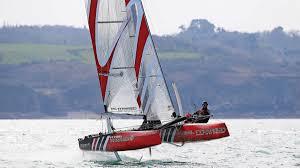 Fastest Sailboat Hull Design The Worlds Fastest Sailing Multihulls Sail Magazine