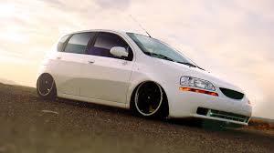 Chevrolet Aveo tuning - YouTube
