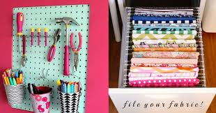 40 Ideas To Organize Your Craft Room In The Best Way  DigsDigsOrganize Craft Room