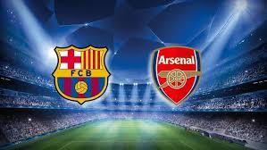 Resultado de imagen de FC Barcelona vs. Arsenal FC