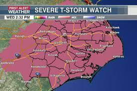Phillip's First Alert Forecast: Severe ...