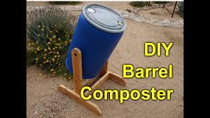 diycomposter diycomposttumbler homesteadonomics