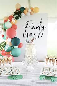 fun and unique 1st birthday party ideas