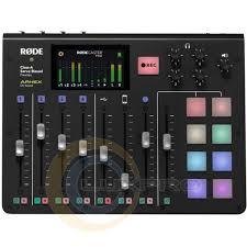 Цифровой микшерный <b>пульт RODECaster Pro</b> RODE - купить по ...