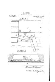 patent us1422465 fireplace damper google patents