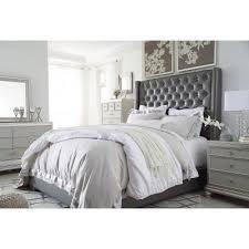 Coralayne Upholstered Bedroom Set Bedroom Sets Bedroom Furniture