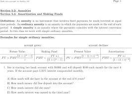 Pv Of Ordinary Annuity Math Abqoutlanders Club
