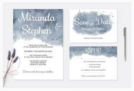 14 Modern Wedding Invite Templates For 2017 Envato