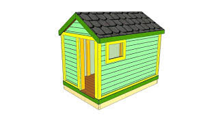 playhouse building plans barn castle outdoor free